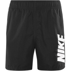 "Nike Swim Volley Badbyxor Barn 4"" svart"